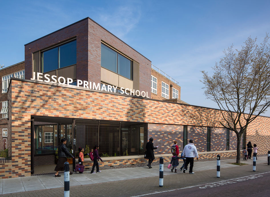 Transforming three South London schools
